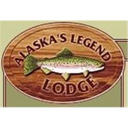 5-day/5-night Alaska Fishing Trip and/or Hunting Trip for One Angler/Hunter