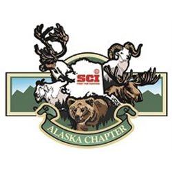 Safari Club International Alaska Chapter Banquet Head Table
