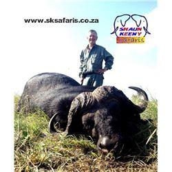 South Africa Cape Buffalo hunt with Shaun Keeny Safaris