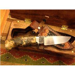 Maverik Murdock Custom Knife