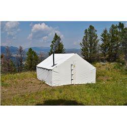 Montana Canvas Tent
