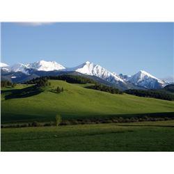 Montana - Flying D Scenic tour