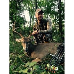 Free Range Missouri Whitetail Deer Bow/Crossbow Hunt for Two- 5Night/5Day