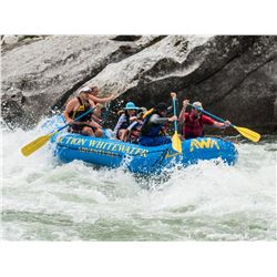 White Water Rafting on the Main Salmon River