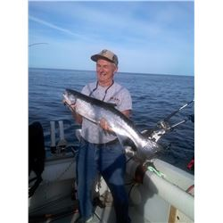 """2 1/2 Day """"Back to Back"""" Fishing Trips"""