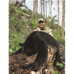 7 Day 1:1 Spring Black Bear Hunt