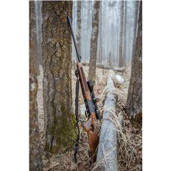 Krieghoff Semprio Rifle with Semprio Mount