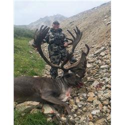 Central Alaska Range Caribou Special Permit (DC827)