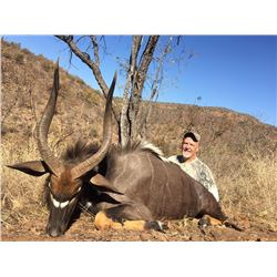 Seven Day Hunt for Two Hunters in South Africa