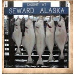 4 Fisherman, Seward, Alaska