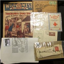 """No. 855 """"Wild West Weekly"""" New York, March 7, 1919 article """"Young Wild West at Spangle Springs; or,"""