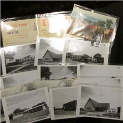 (15) Old Washington, iowa Post Cards.'Doc' valued these at $4.00 each.
