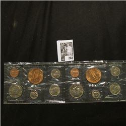 (2) 1977 U.S. Denver Mint Souvenir Set of Coins, original as issued.
