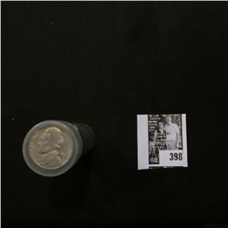 1963 P Original Uncirculated Roll of Jefferson Nickels. (40 pcs.)