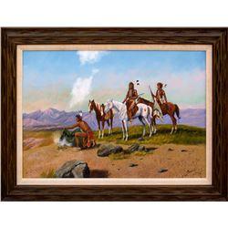"""""""3 Indians"""" by Joseph Manuel"""