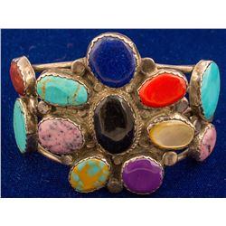 1940's? Multi Stone Bracelet