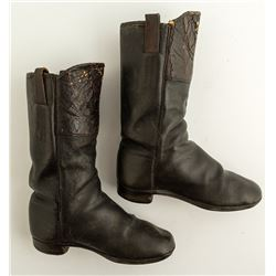 Civil War Era Boys Boots