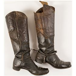 Confederate Civil War Boots