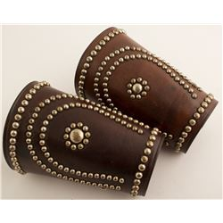 Early Spotted Cuffs
