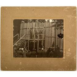 Photo: The Hanging of Elliott Lyons
