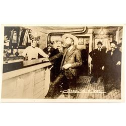 Soapy Smith Real Photo Post Card
