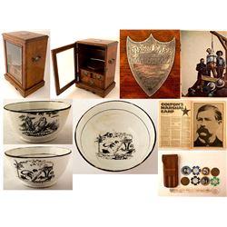 Virgil Earp Shaving Cabinet