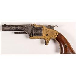 Buffalo Bill Cody's American Standard Tool Co. pistol