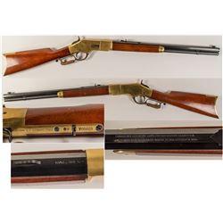 Cimarron's Repeating Arms Co.replica model 1866 Winchester