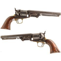 Colt model 1851 Navy pistol