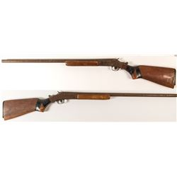 Harrington and Richardson 16 ga. single barrel shotgun