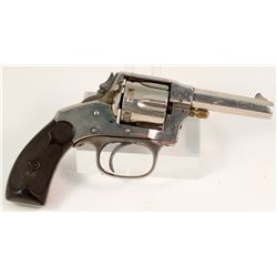 Hopkins and Allen .32 Folding Hammer Revolver