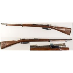 Mauser model Argentina 1891 made in Berlin