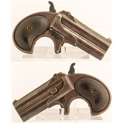 Remington model #95 double derringer
