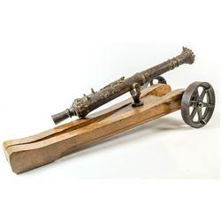 VOC swivel mount rail gun
