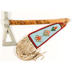 1920's Tomahawk Pipe, Nez Perce