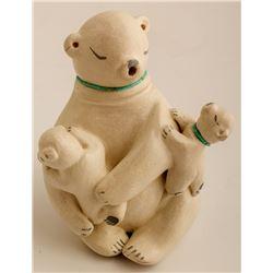 Bear Storyteller by Stella Teller