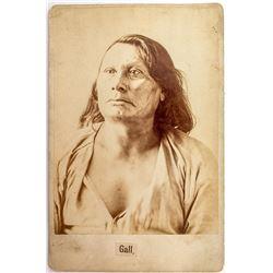 D. F.  Barry Photo of Gall (Battle of Little Bighorn)