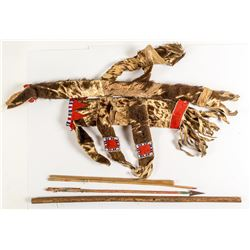 Early Boys Quiver and Arrows