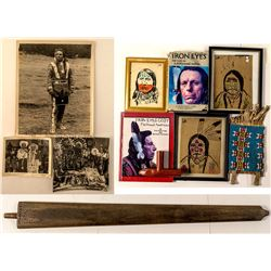 Iron Eyes Cody Collection