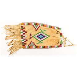 Jicarilla Apache Double Sided Bag