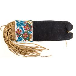 Montana Cree Cloth Tobacco Bag