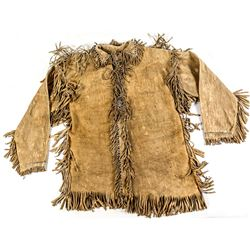 c. 1870s Plains Hunting Jacket