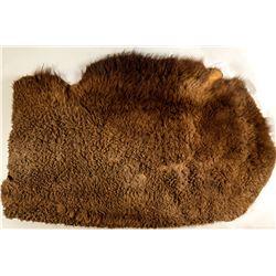 Small Buffalo Robe