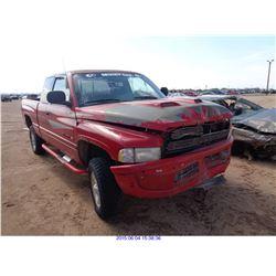 1998 - DODGE RAM1500