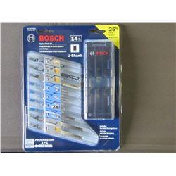 New Bosch jigsaw blade set