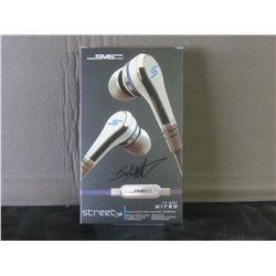 New SMS audio headphones