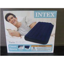 New Intex air mattress