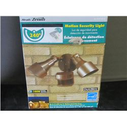 New Motion Security Light