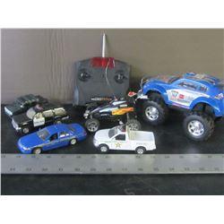Children's toy cars