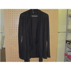 New Rays & Couture Drape sweaters